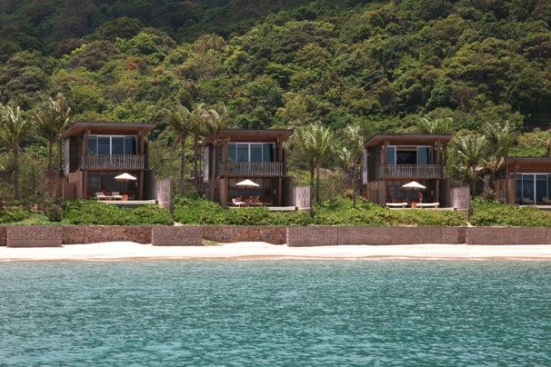 Villa 1 bedroom Six Senses Con Dao resort