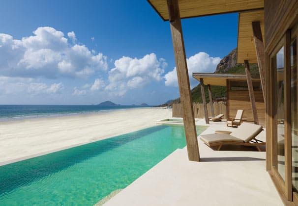 Villa 3 bedroom Six Sense Con Dao resort
