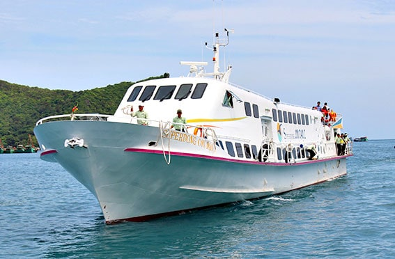 Tour Côn Đảo bằng tàu