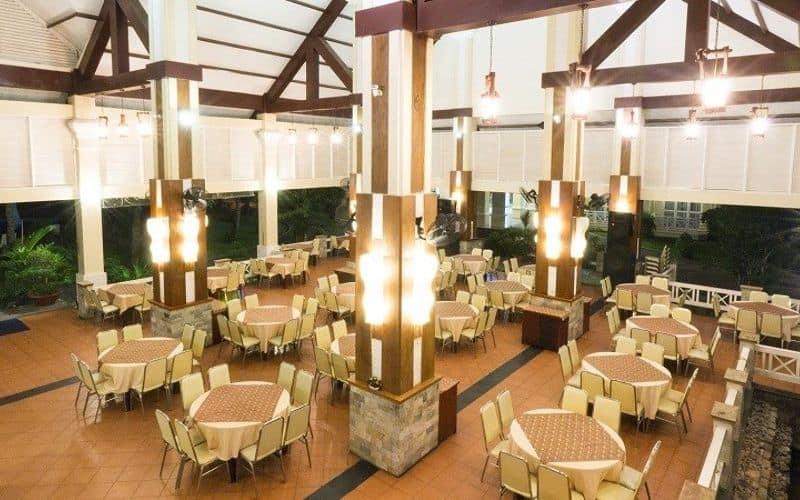 Nhà hàng sài gòn côn đảo resort
