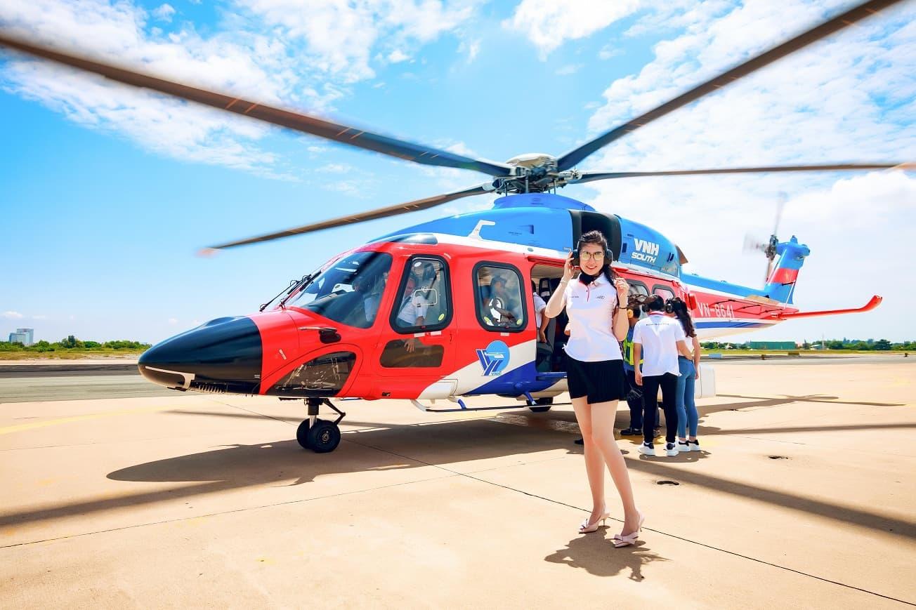 trực thăng côn đảo