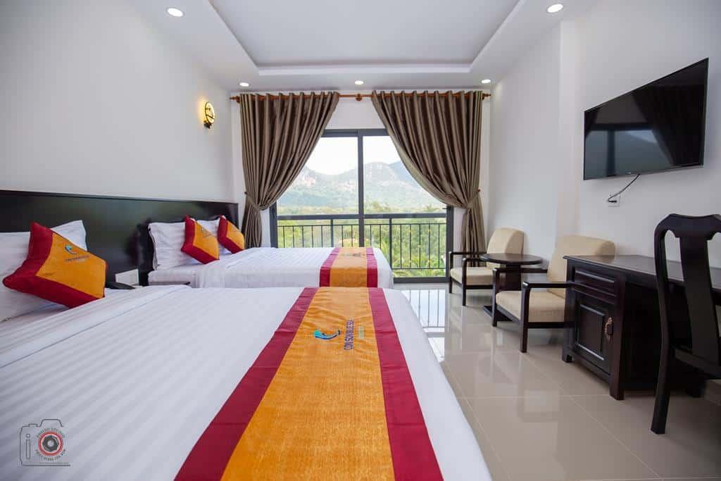 4 pax room Con Son Bluesea Hotel