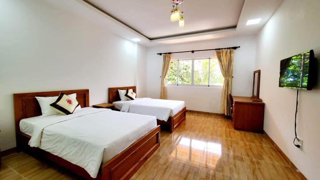 Phòng khu building Tan Son Nhat resort