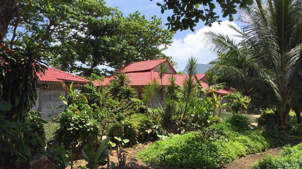 Bungalow Tan Son Nhat resort
